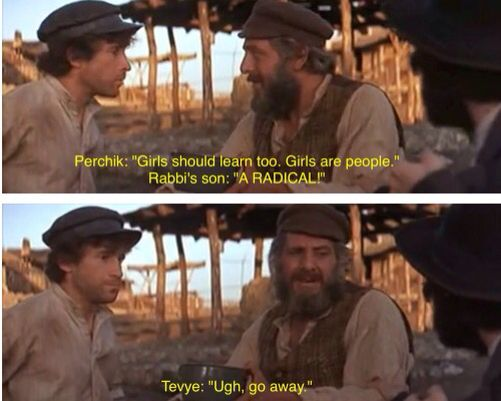 Fiddler On The Roof   One Of My Favorite Lines