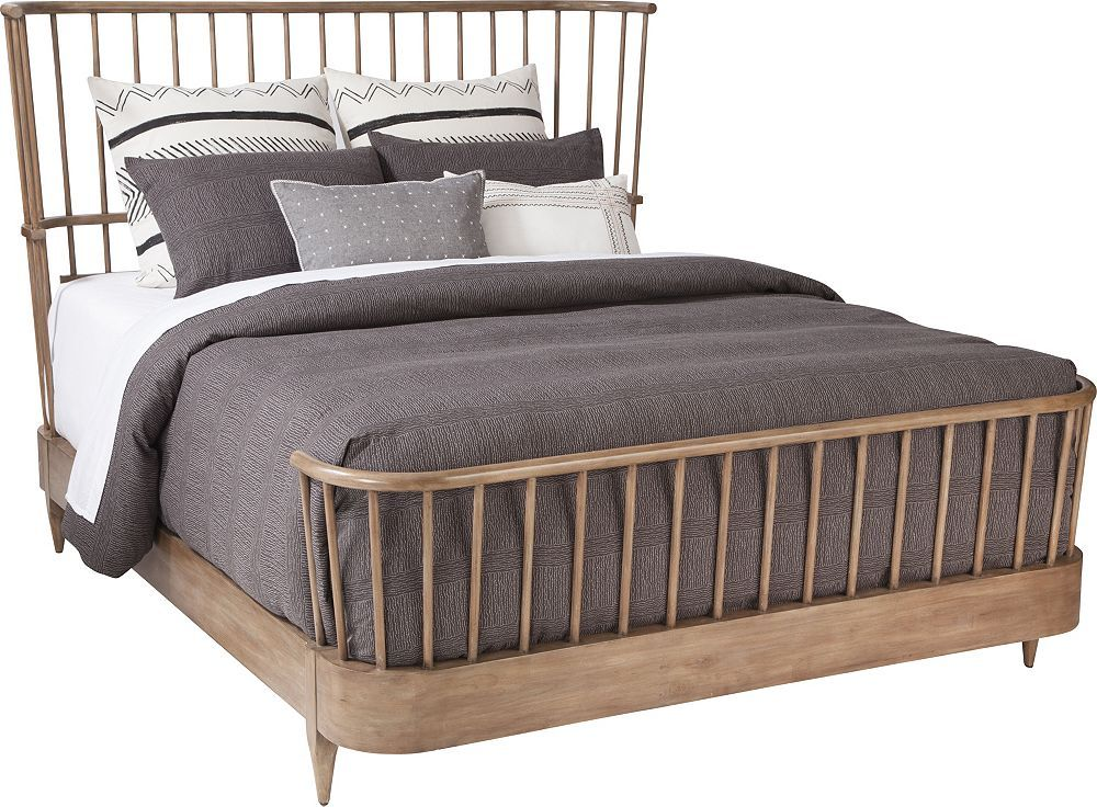 Ed Ellen Degeneres Cordell Spindle Bed Sku 85812 Thomasville Furniture Spindle Bed At Home Furniture Store