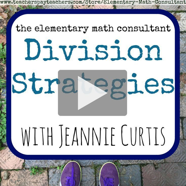 This video shows how to do 6 division strategies. There are 5 ...