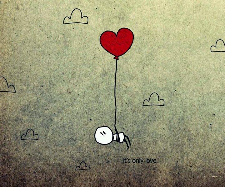 It S Only Love Siir Alintilar Dusunceler
