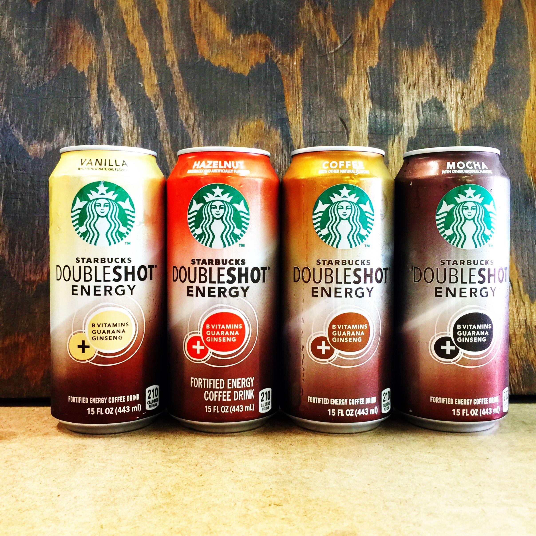 Starbucks Doubleshot Energy 15oz Vanilla Hazelnut