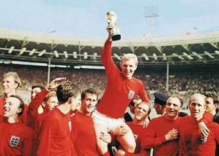 *First World Cup* England won their first and only World Cup in 1966 at Old Wembly Stadium as the hosting nation.