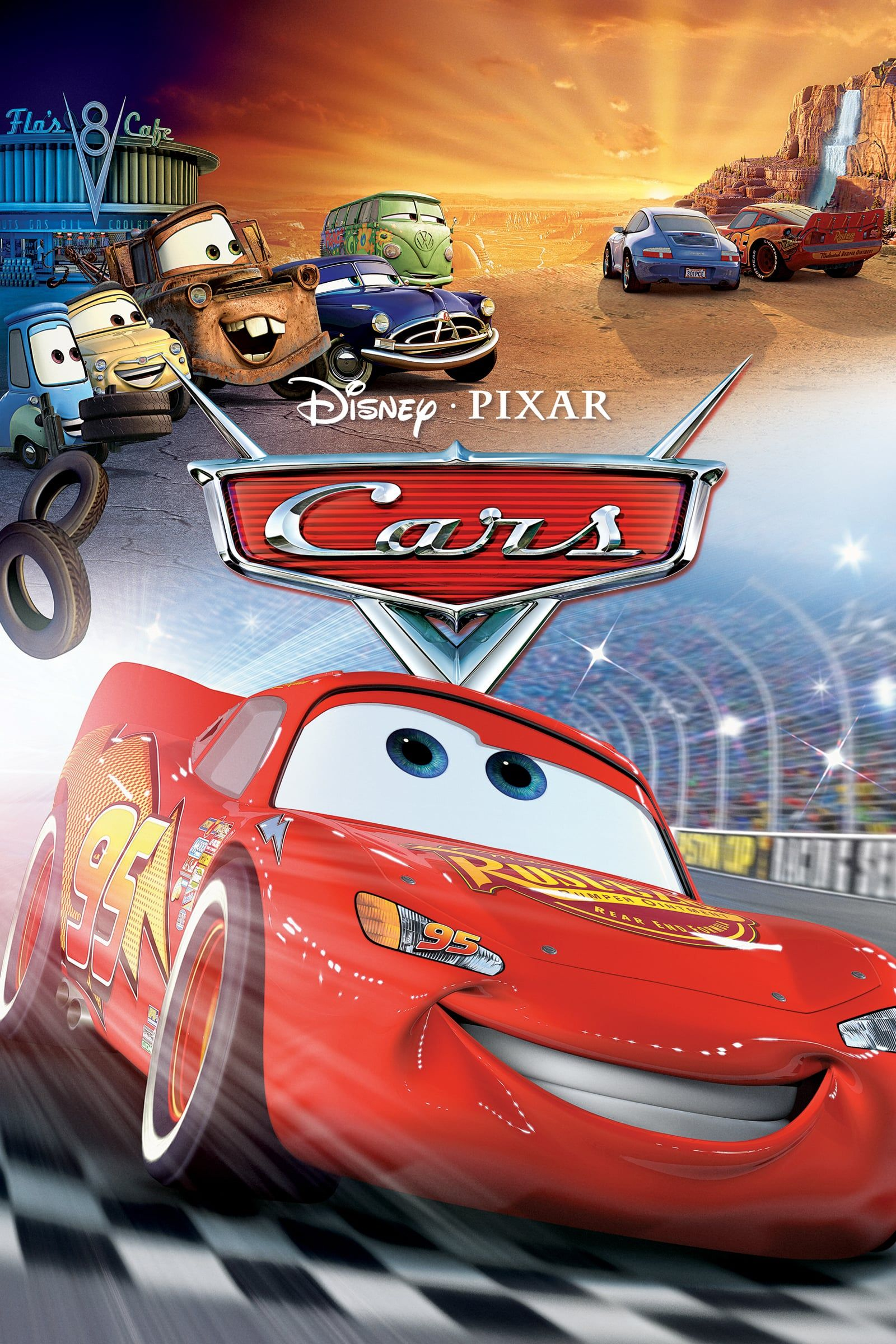 Cars 3 (2017) Poster #1 - Trailer Addict |Cars Movie Poster Free Candy
