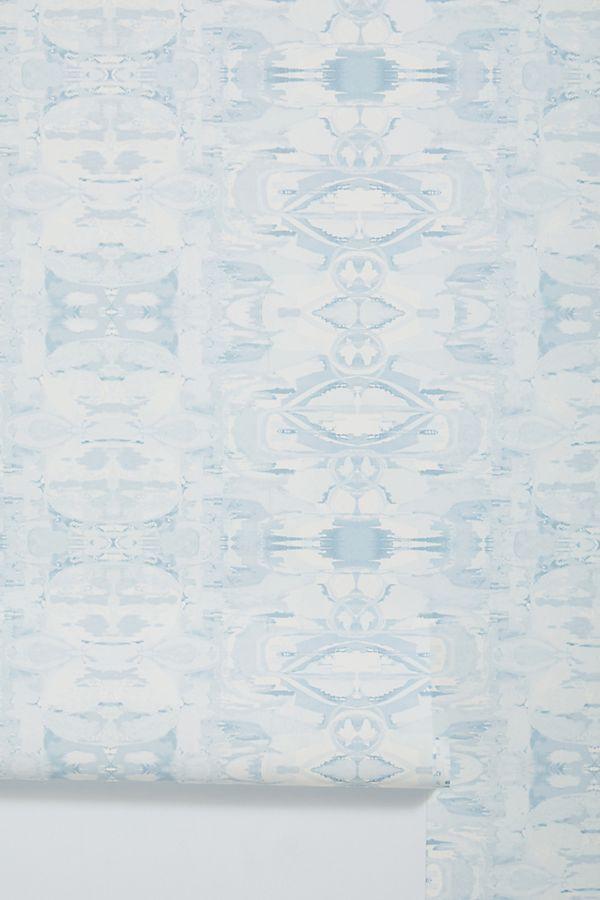 Illiana Wallpaper Wallpaper Woven Paper Powder Room Wallpaper