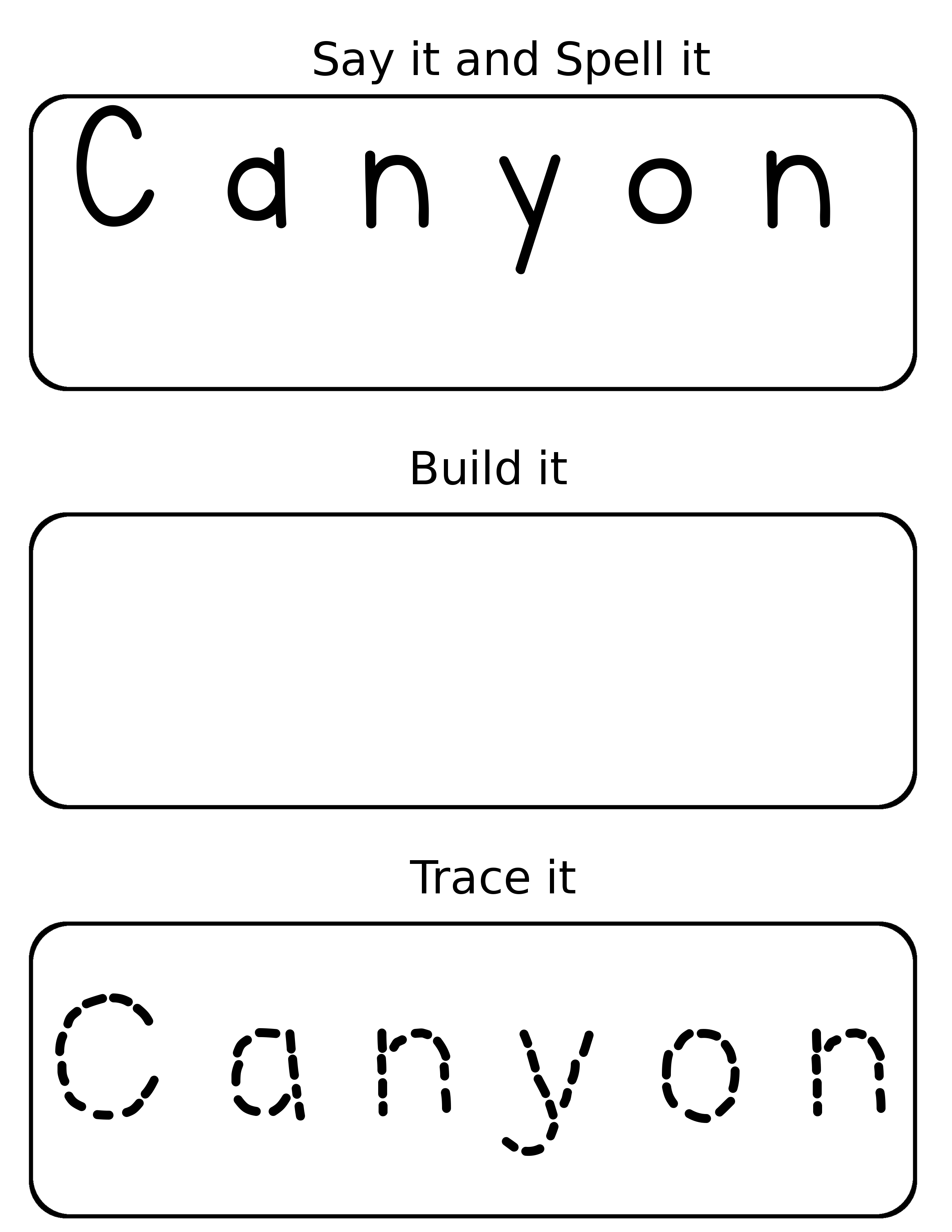 Your Child Can Use Fridge Magnets Or Wooden Letters Or