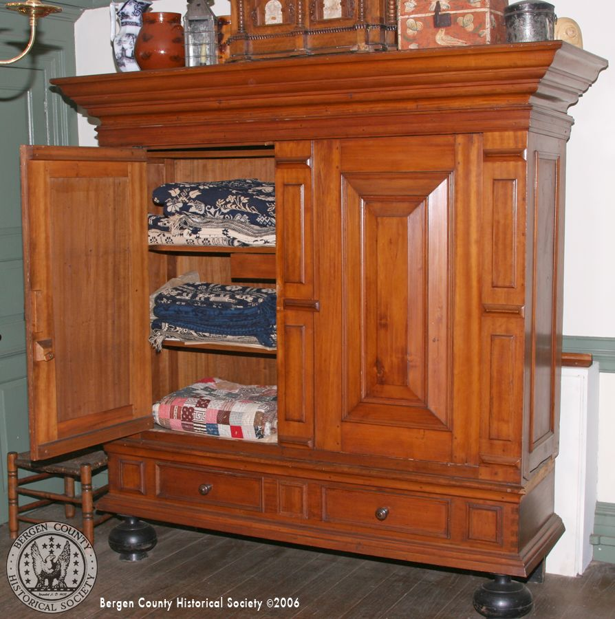 Kas Linen Closet Or Armoire Bergen County Nj