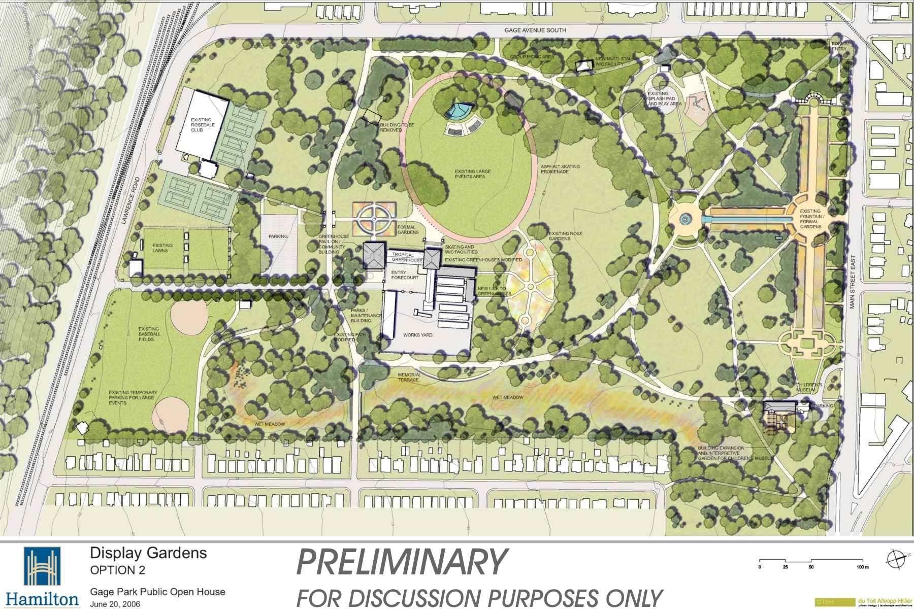 Park Master Plan Google Search Master Plan Landscape Plans Landscape Concept