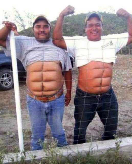 what is the easiest way to get a six pack