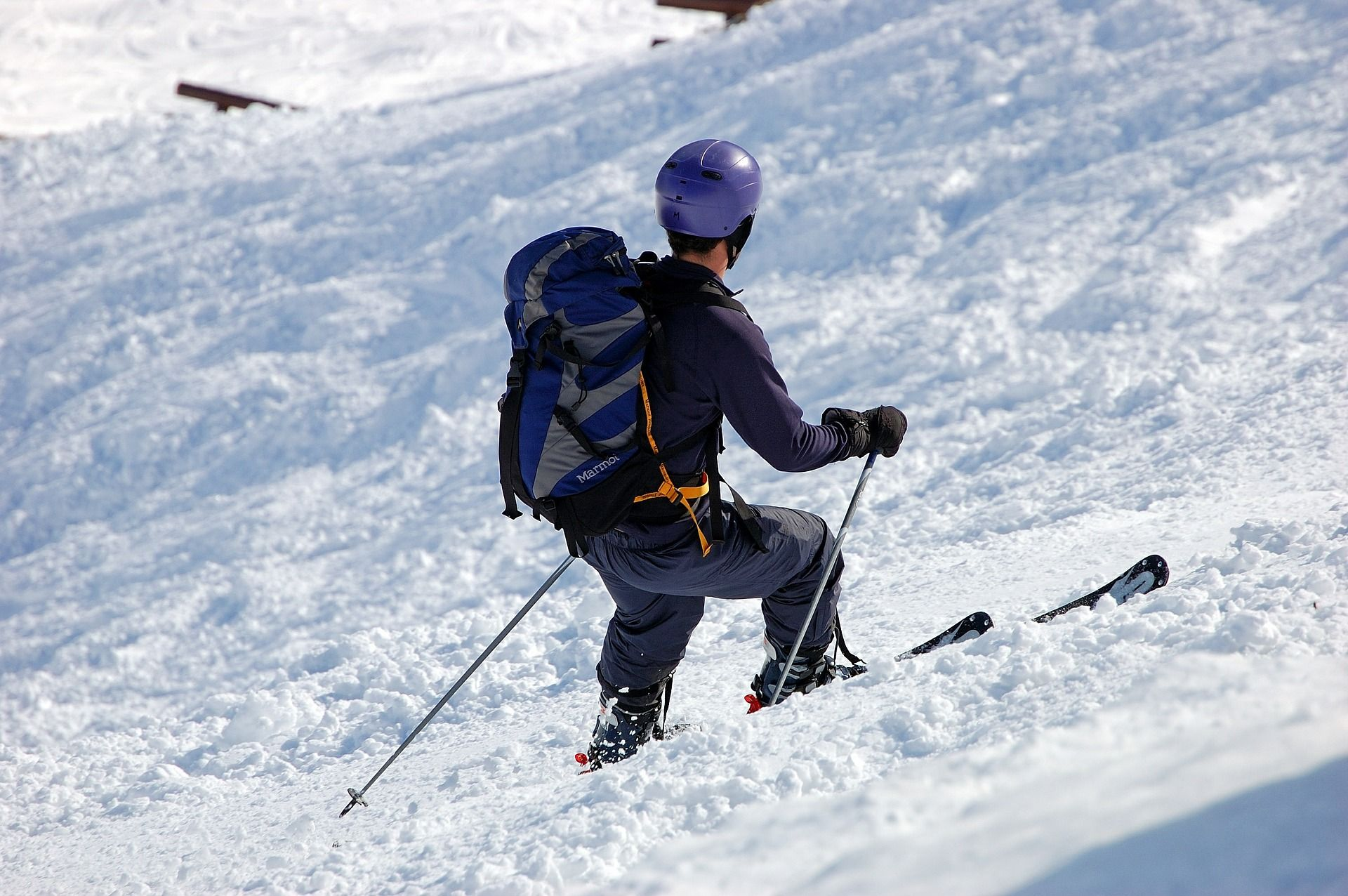 Benefits Of Using A Backcountry Ski Backpack The House Ski Inspiration Best Skis Skiing