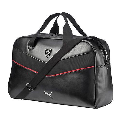 PUMA Ferrari LS Weekender 073946 - Black Weekender Bags 1dcab7cae680a