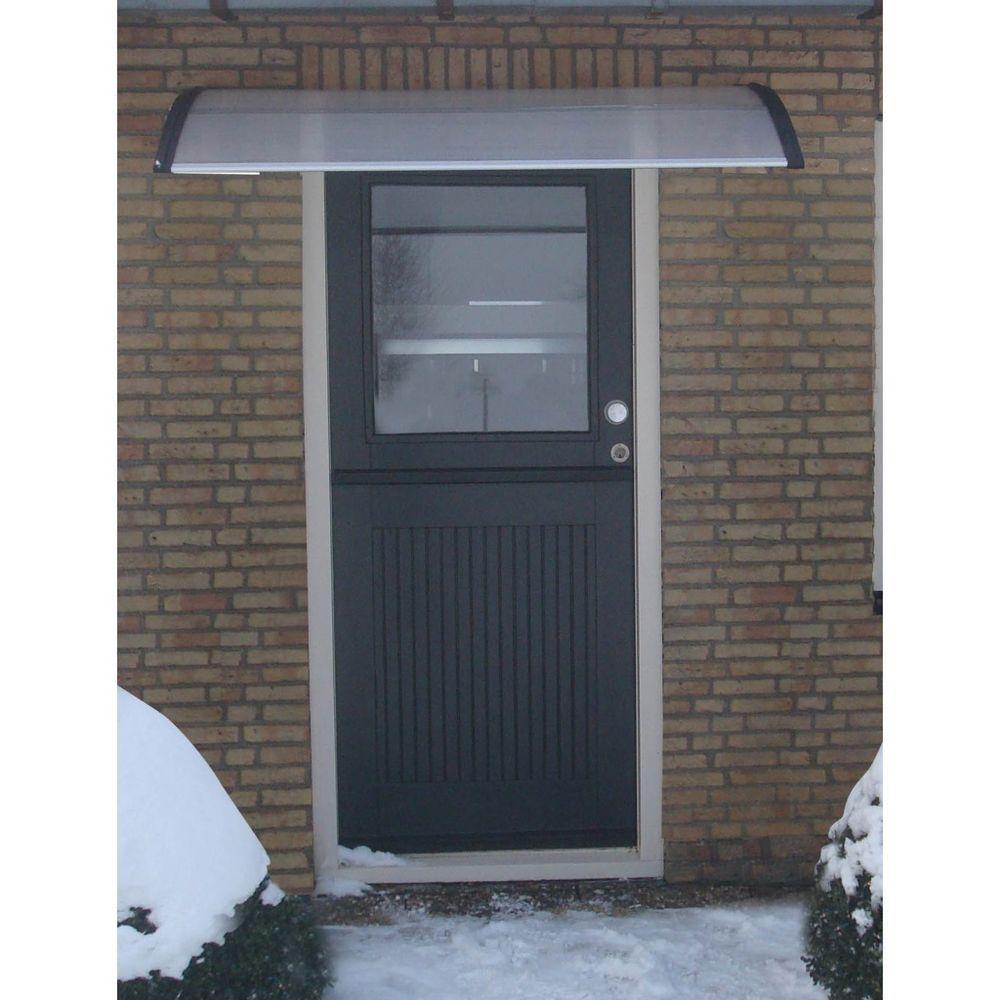 Over Door Canopy Front Door Shelter Rain Protection Patio ...