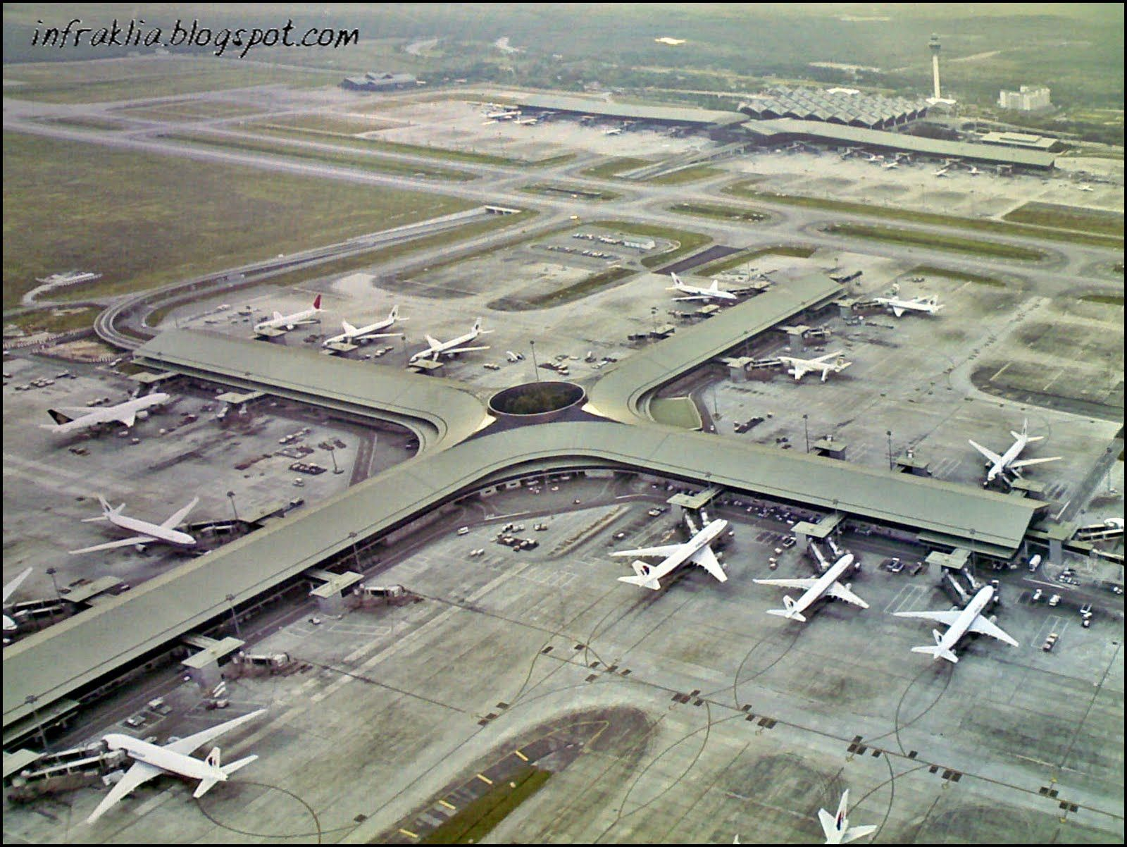 Kuala Lumpur International Airport Airport Design Kuala Lumpur International Airport Airport Photos