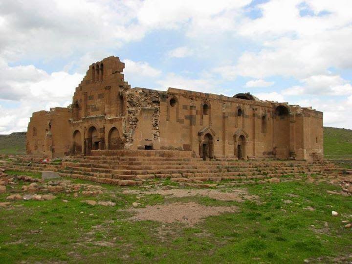 Karnegi: The Ancient Land of Armenia. The Yererouk Basilica is a ...