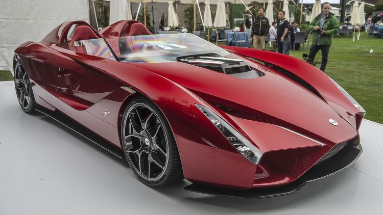 The Ferrari Enzo S Designer Isn T Worried About The Future Of