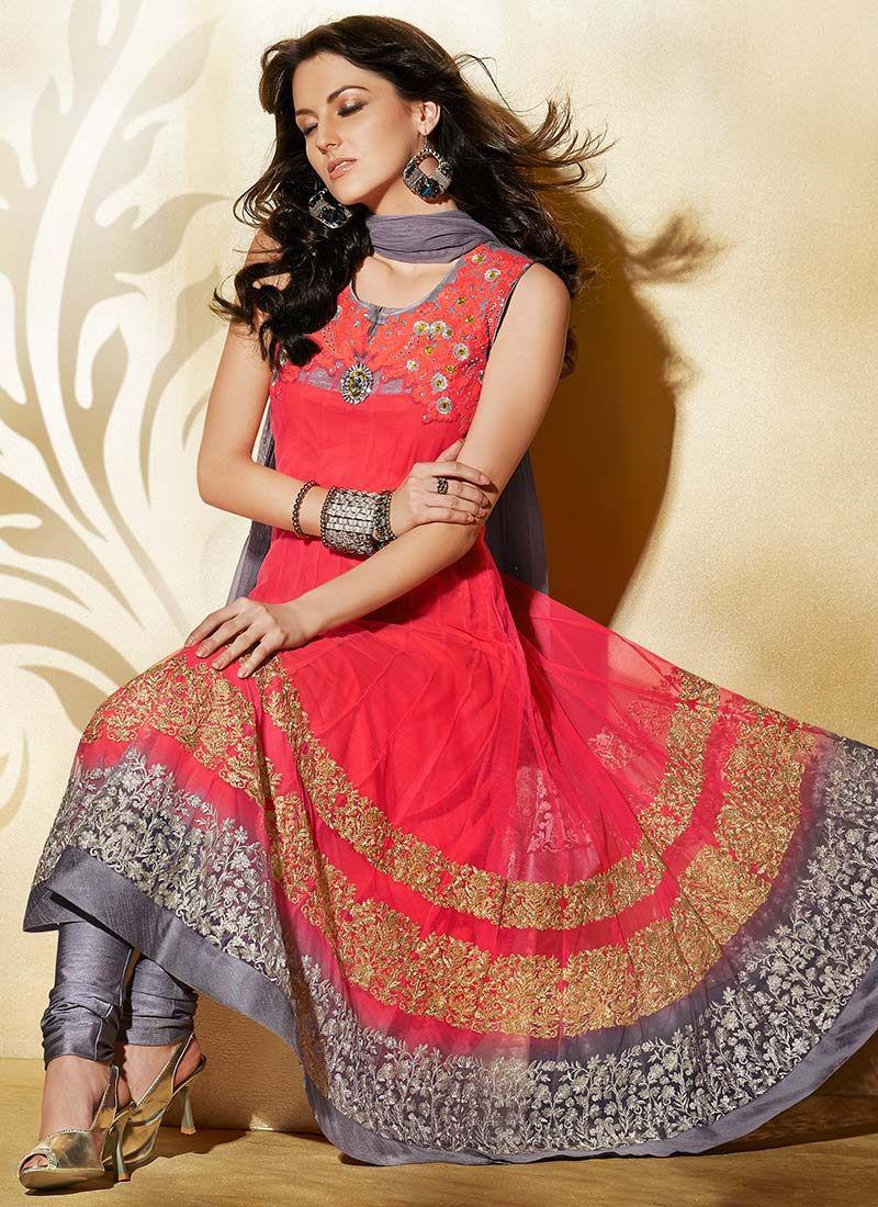 Pin by Kavita Sharma on Wear It   Anarkali dress, Indian ...