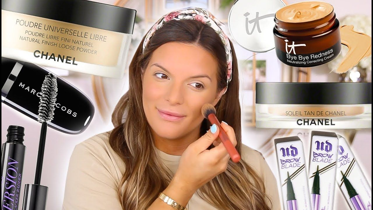 MY EASY EVERYDAY MAKEUP ROUTINE FOR OILY SKIN! NO