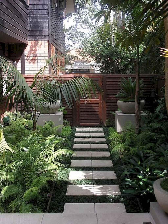 01 stunning front yard landscaping ideas is part of Modern garden design, Small garden design, Garden design, Modern garden, Garden spaces, Backyard landscaping - 01 stunning front yard landscaping ideas