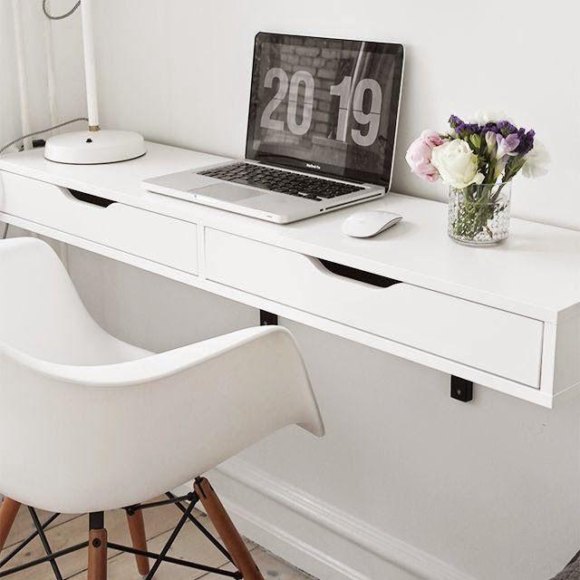 white featherdream home scandi pinterest schreibtisch tisch und wohnen. Black Bedroom Furniture Sets. Home Design Ideas