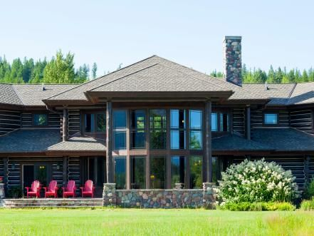 26 Popular Architectural Home Styles Logs, Cabin and House