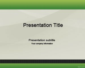 Mutual Fund PowerPoint Template is a serious and formal background ...
