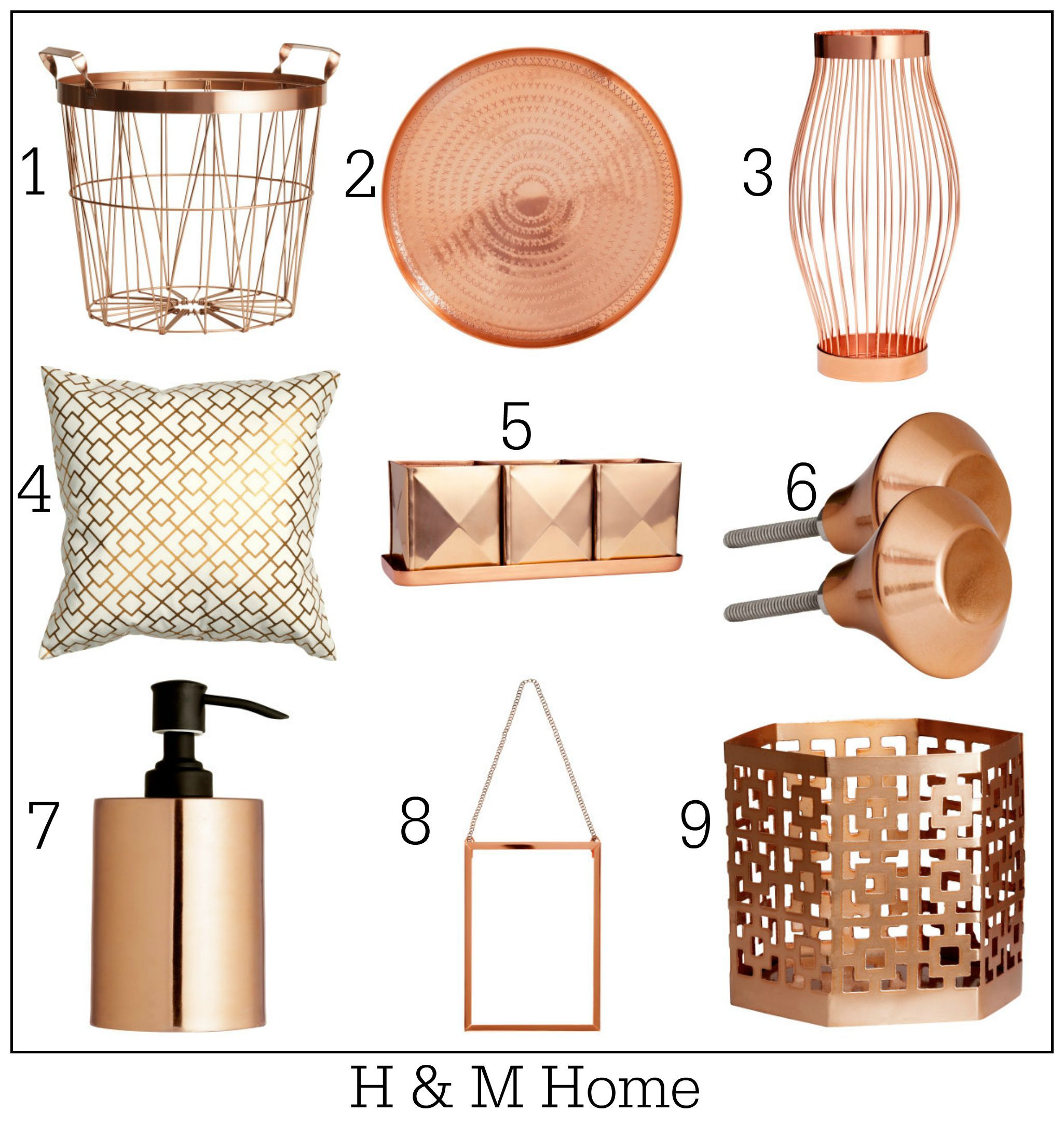 Interior homeware design - 100 Ways To Use Copper In Your Home