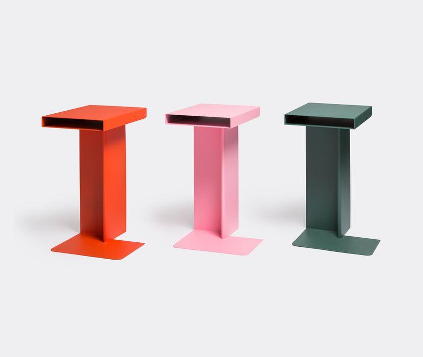 U0027Radaru0027 Side Table, Pink. U0027