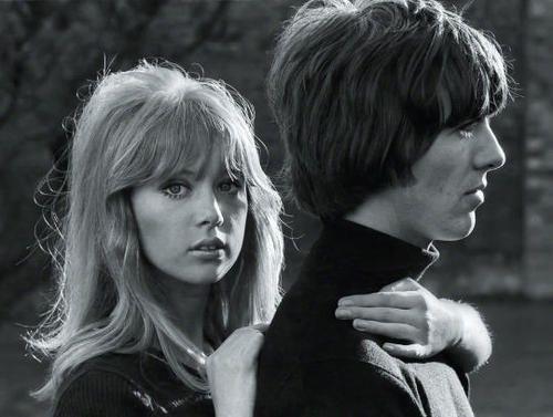 Pattie Boyd-Harrison & George Harrison