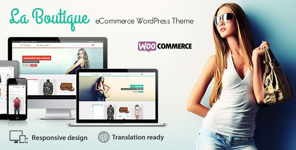 ShareFull.Net – ThemeForest – La Boutique v1.4 Multi-purpose WooCommerce Theme.  La Boutique is a sleek responsive eCommerce theme for WordPress, expertly crafted with Bootstrap to offer 16 stunning color palettes and plenty of gorgeous user interface elements! Version 1.4...  ♡ ShareFull.Net ☼ Info & Download: http://goo.gl/8i8wA2 »»»