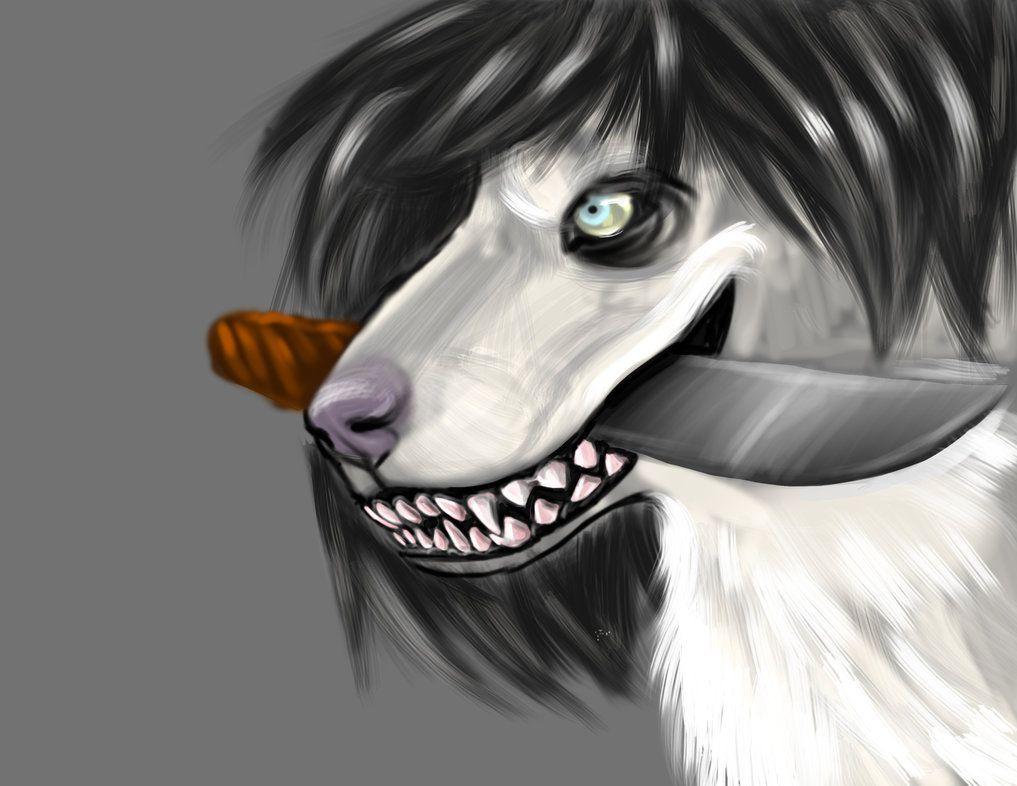 картинки киллера волк нежной