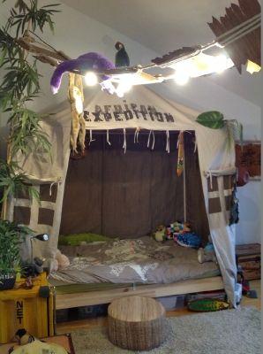 Chambre indiana jones indiana jones 39 s bedroom caliste - Baumhaus kinderzimmer ...