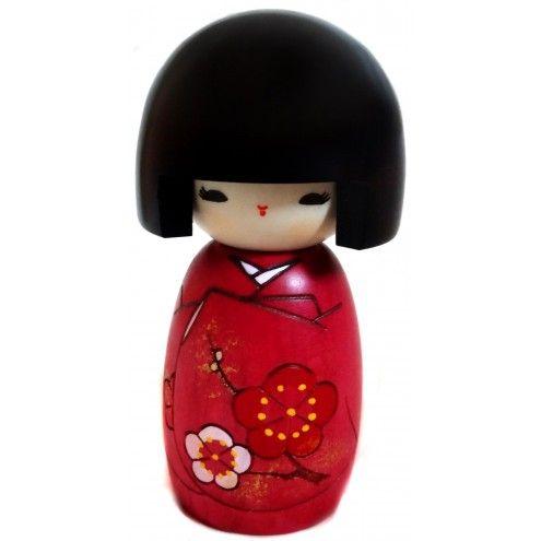 Design : Les Kokeshi, poupées traditionnelles japonaises