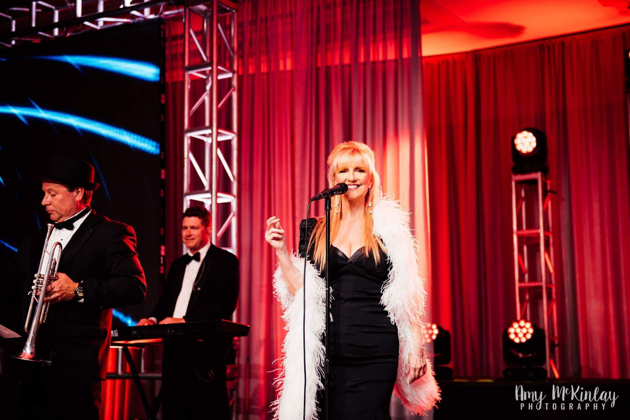 band source productions providing world class bands and theme bands for your company holiday party