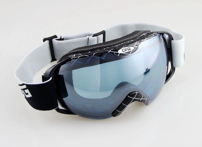 28b716cf7761 Free shipping professional Adult Snowboard Ski Goggles Anti-Fog Double Blue  Lens Ski mask 2016