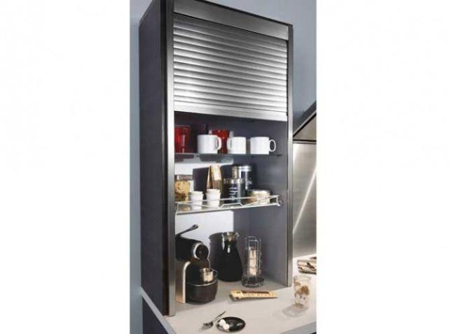 Meuble cuisine coulissant ikea 30 meubles de cuisine pour for Volet roulant meuble cuisine