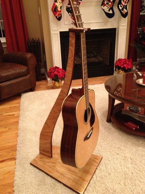 Hanging Guitar Stand Woodworking Guitar Stand Wooden Guitar