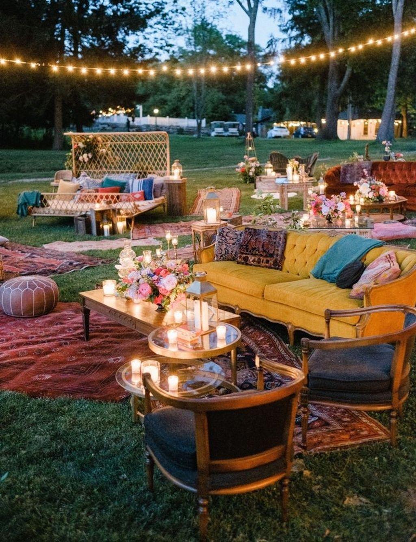 Dreamy Backyard Wedding Decor Ideas On A Budget 15 Backyard