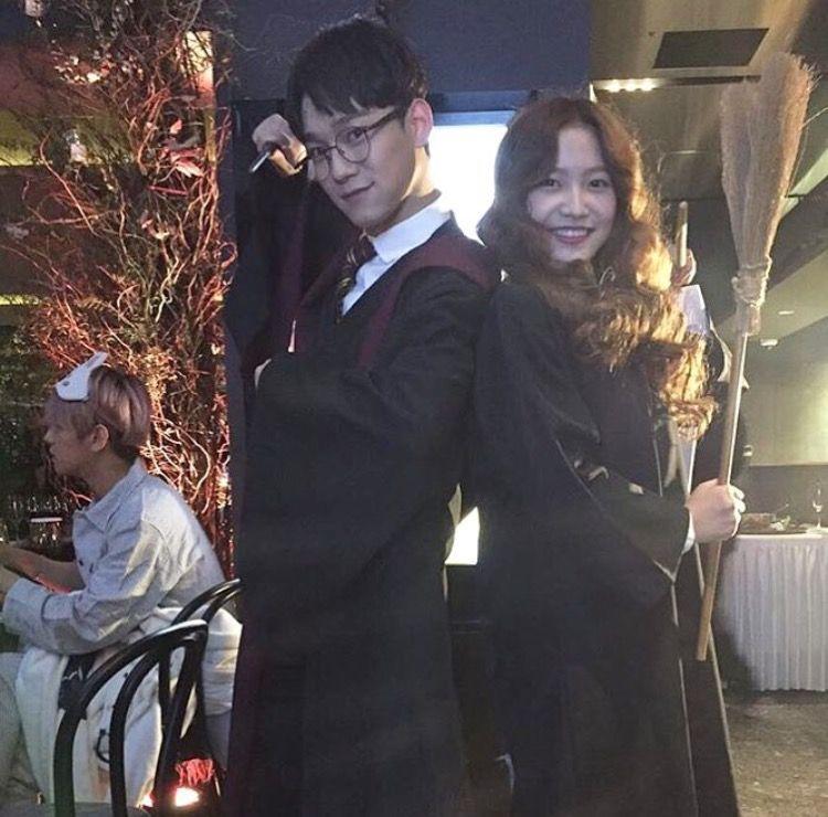 EXO Chen Jongdae EXO Pinterest Exo
