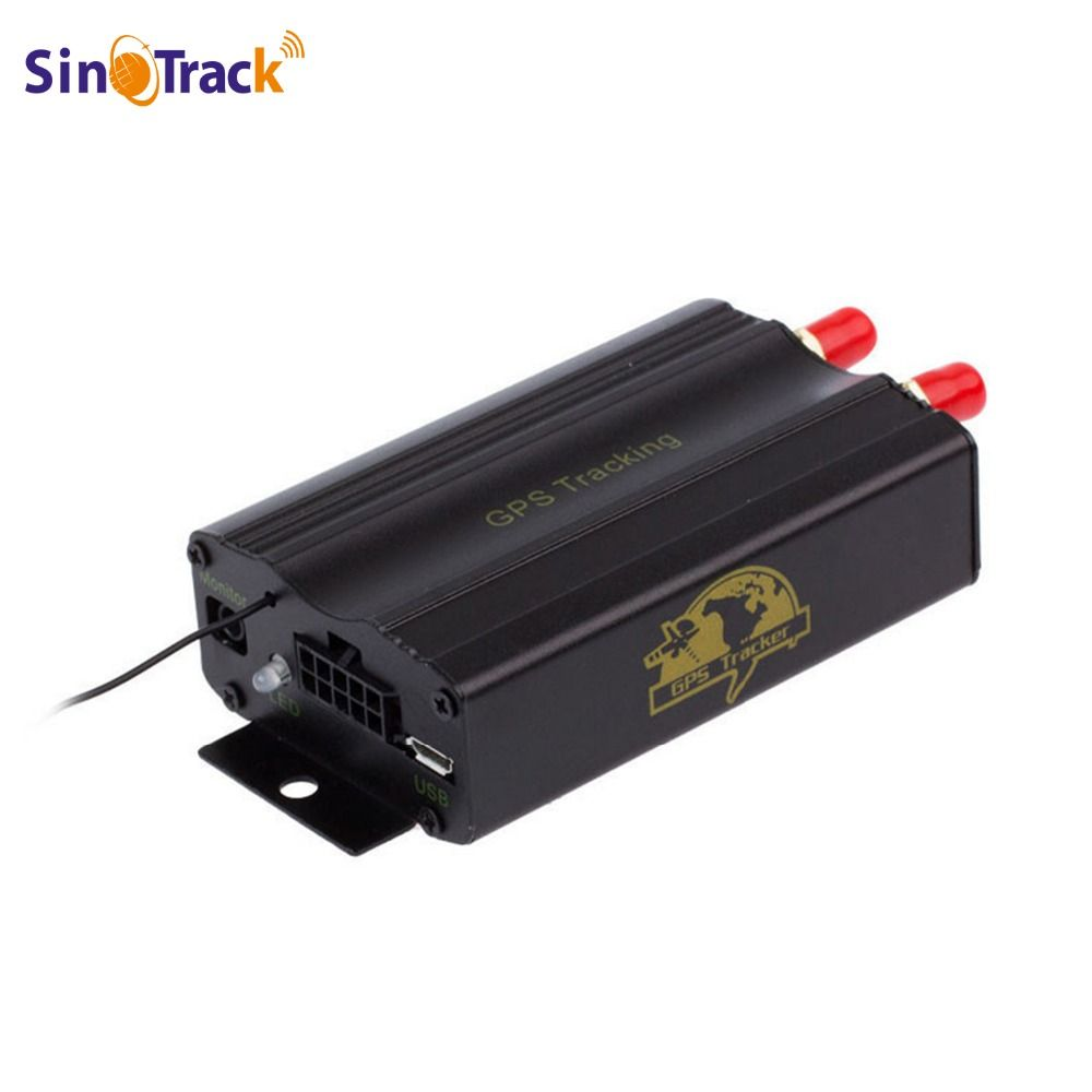 New Arrival TK103A GPS103A Vehicle Car GPS SMS GPRS Tracker Real Time Tracking Device Syatem