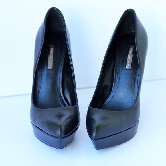Spotted while shopping on Poshmark: •NWOB• BCBGeneration Black Platform pumps (8.5M)! #poshmark #fashion #shopping #style #BCBGeneration #Shoes