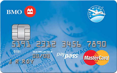 Bmo Air Miles Mastercard Small Business Credit Cards Miles Credit Card Credit Card