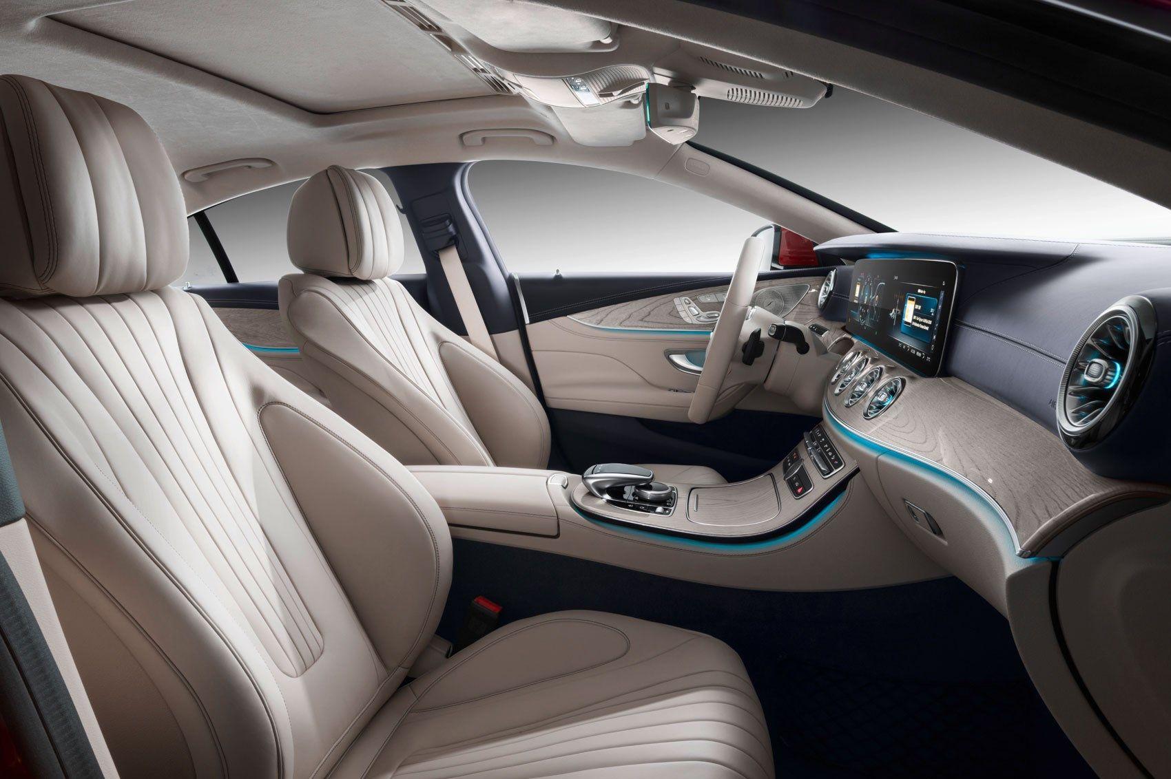 New Mercedes Benz Cls 2018 Interior