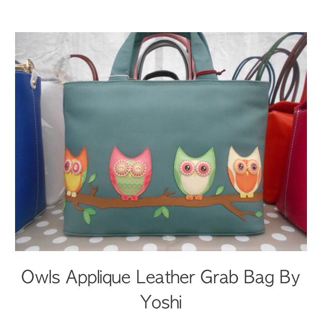 Another stunning bag by #yoshi #leather #grabbag at www.dollymixturesmarket.com
