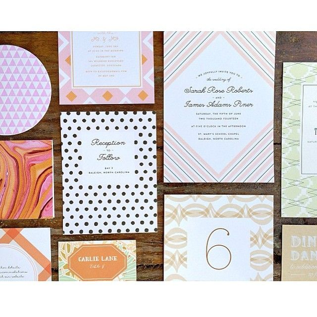 """Super pretty invites from our #100lcmember @elliesnow"""