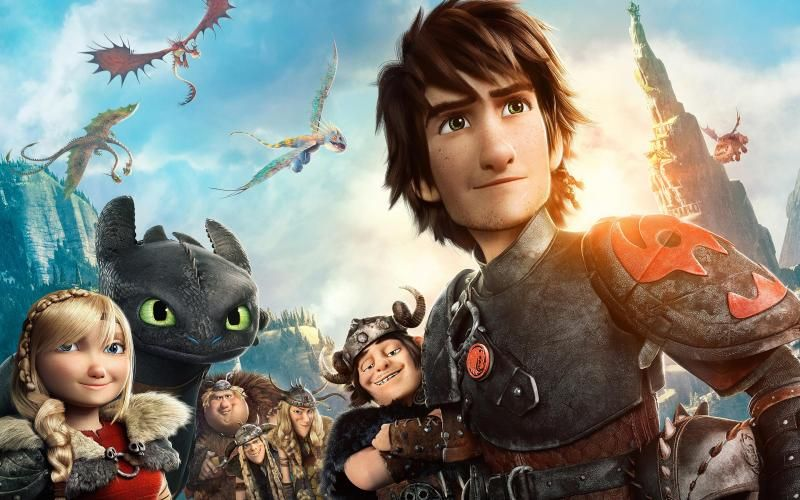 Free HD Wallpapers For Your Computer How To Train Dragon All Characters
