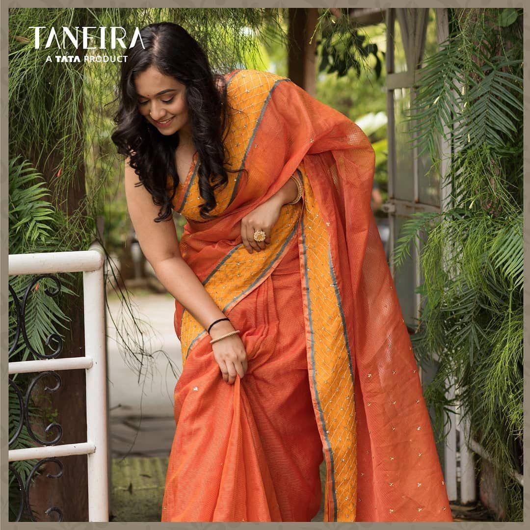 Brand Name Taneira Sarees. Contact https//www