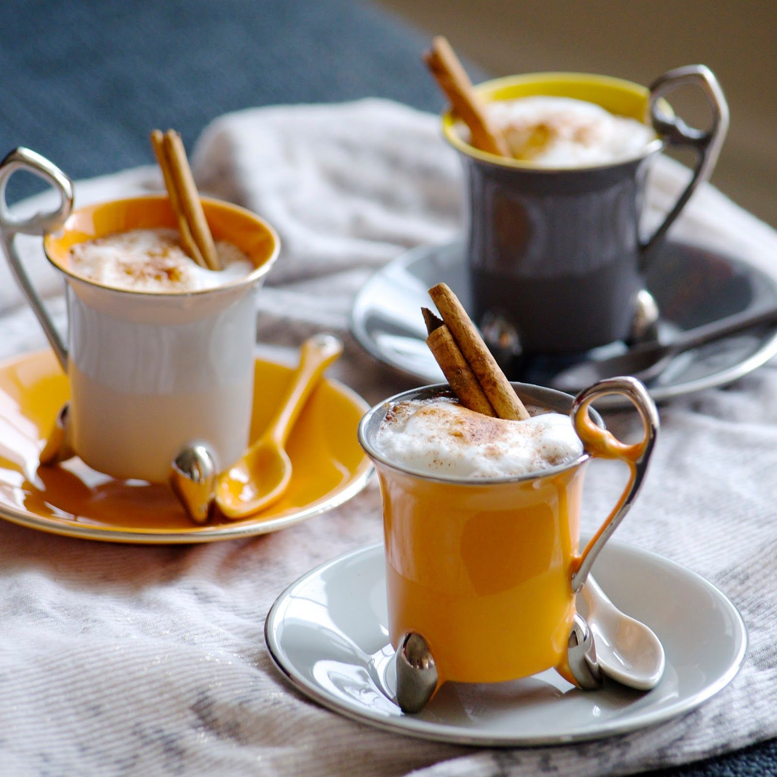 Chai tea latte and how to froth milk frother recipes