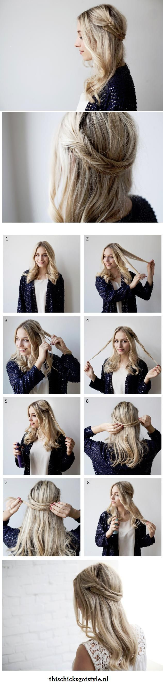 super easy hairstyles you should have hair tutorials hair