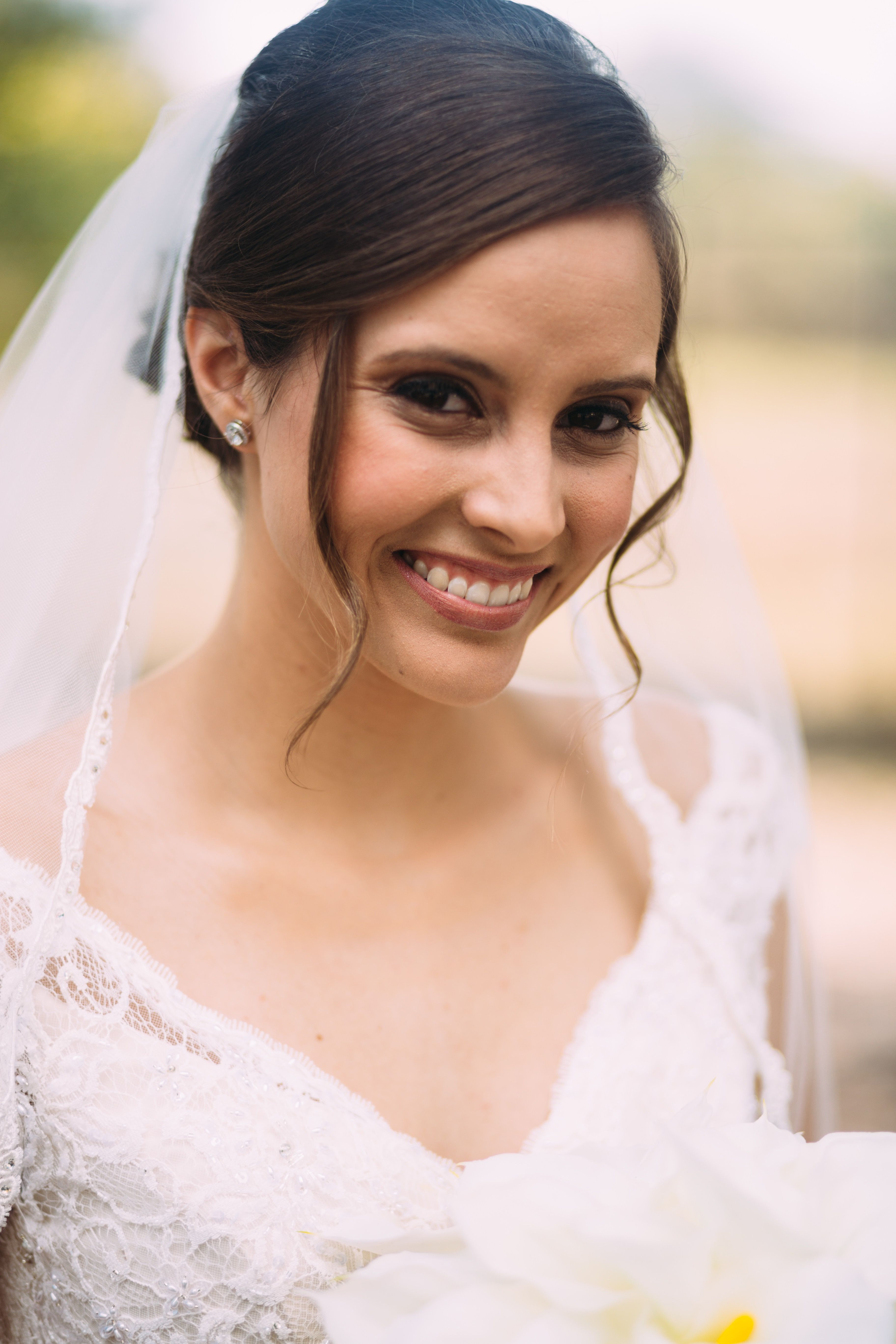 Bridal wedding makeup Beautiful wedding hair, Wedding