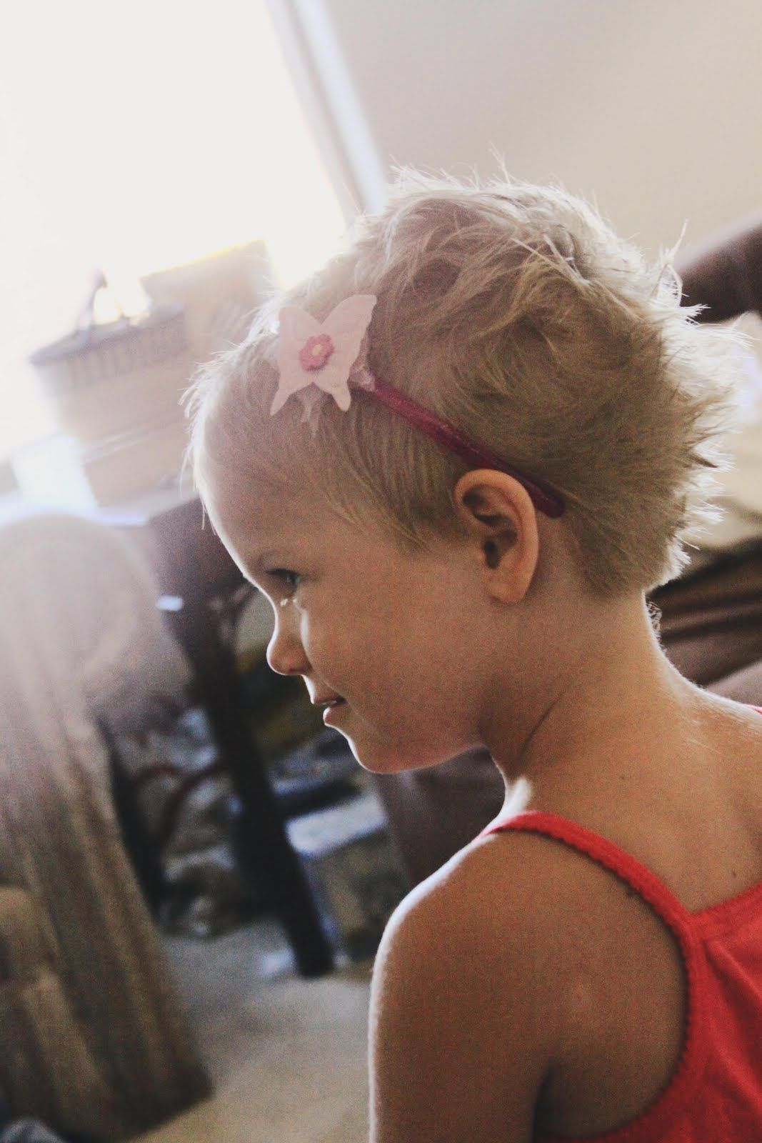 Little Girl Pixie Haircut April Daisys Room Pinterest Pixie