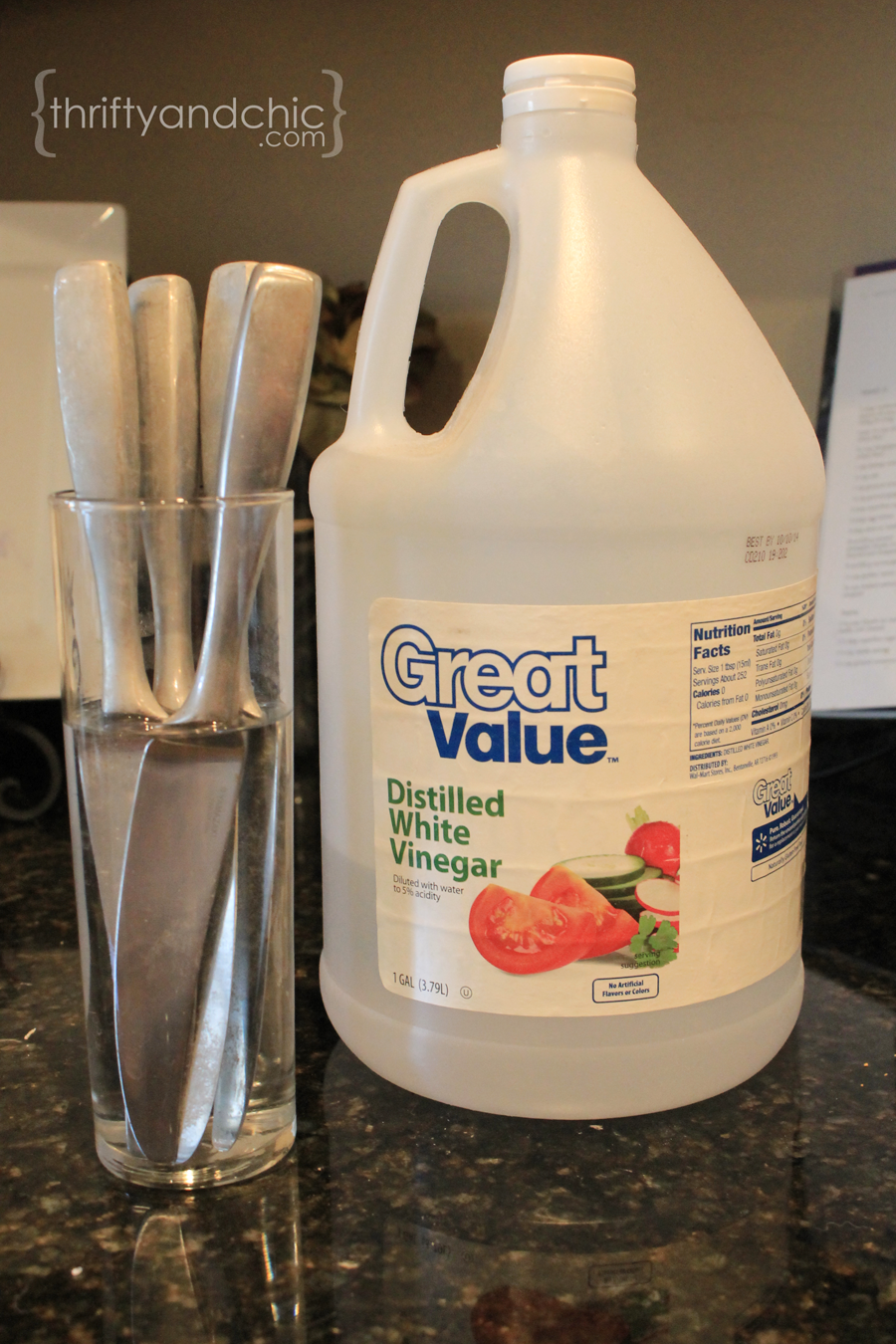 Remove Hard Water Stains With Vinegar | CLEAN | Pinterest | Hard ...